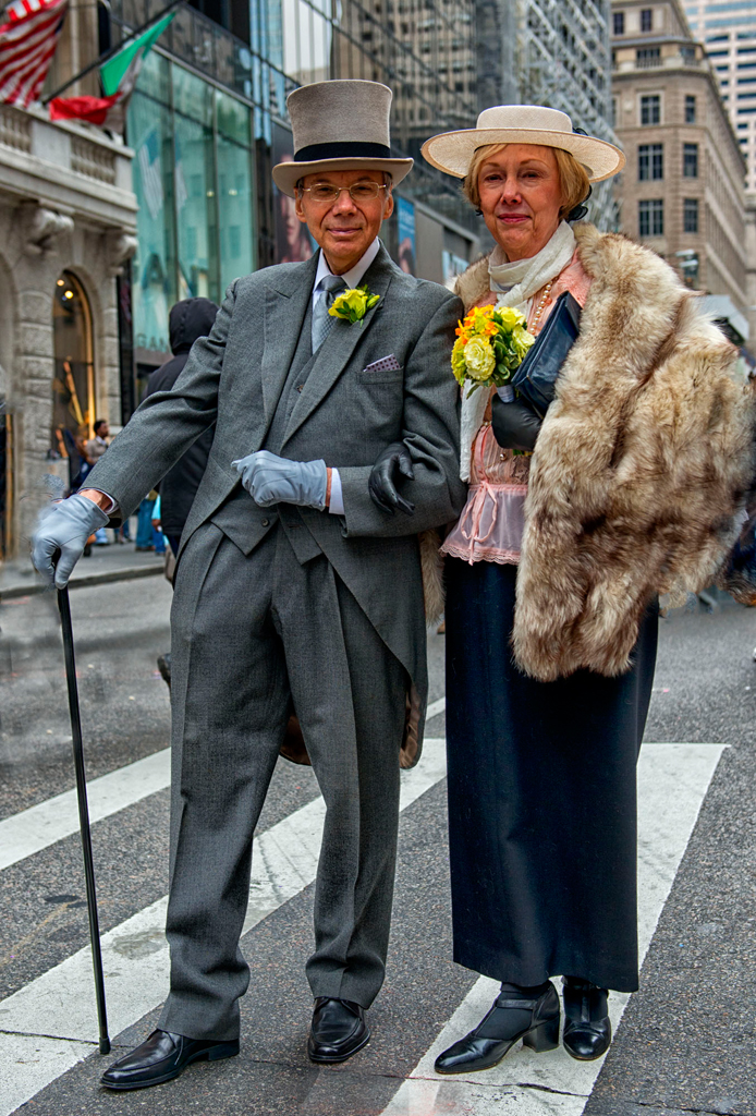 Fifth Ave Couple