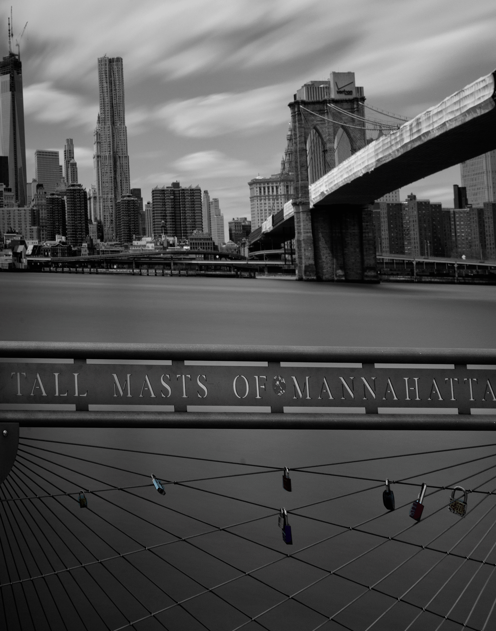 Tall Masts of Manhattan